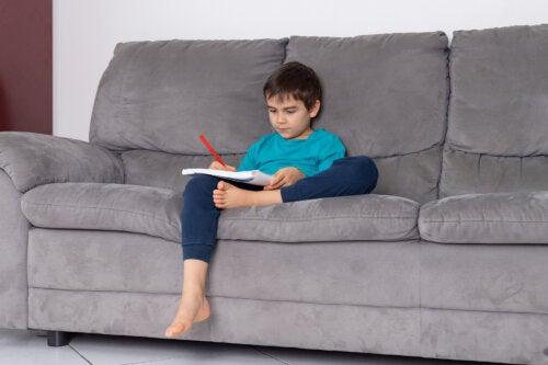 """""""La lista feliz"""" para enseñar a los niños a valorar las cosas sencillas"""