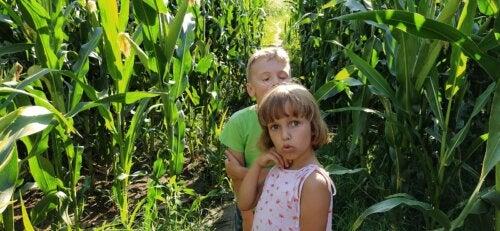 La crisis de los 7 años en los niños