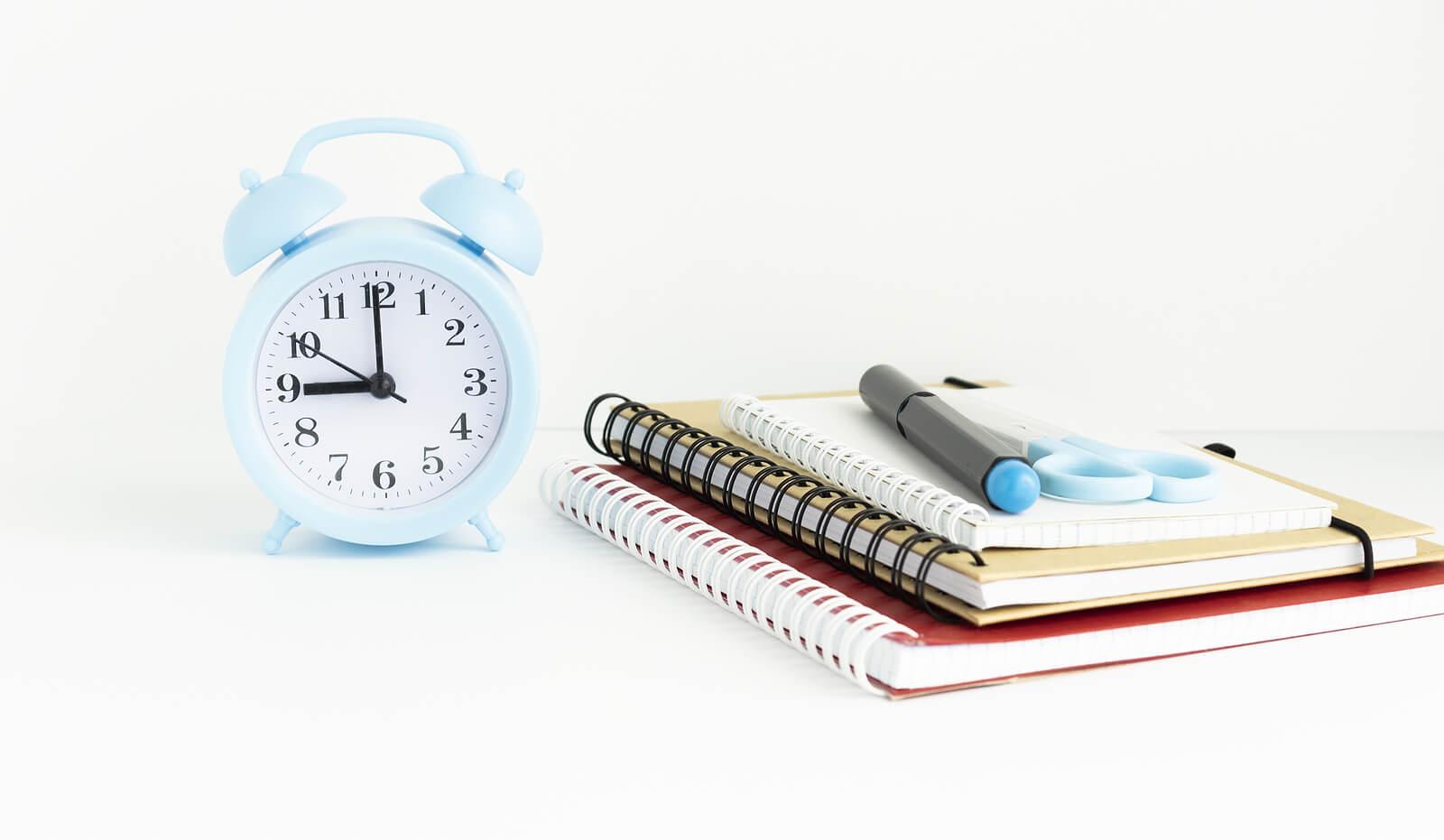 Agenda y cuadernos escolares para nuevo curso.