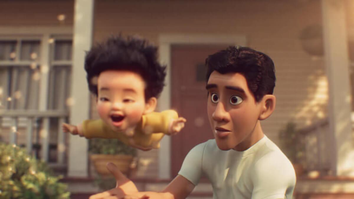 Float, uno de los cortos de Disney y Pixar para comprender el autismo.