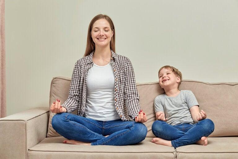 Los mejores métodos de relajación para niños por edades