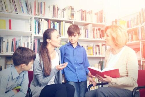 Cómo formar equipo entre familia y colegio