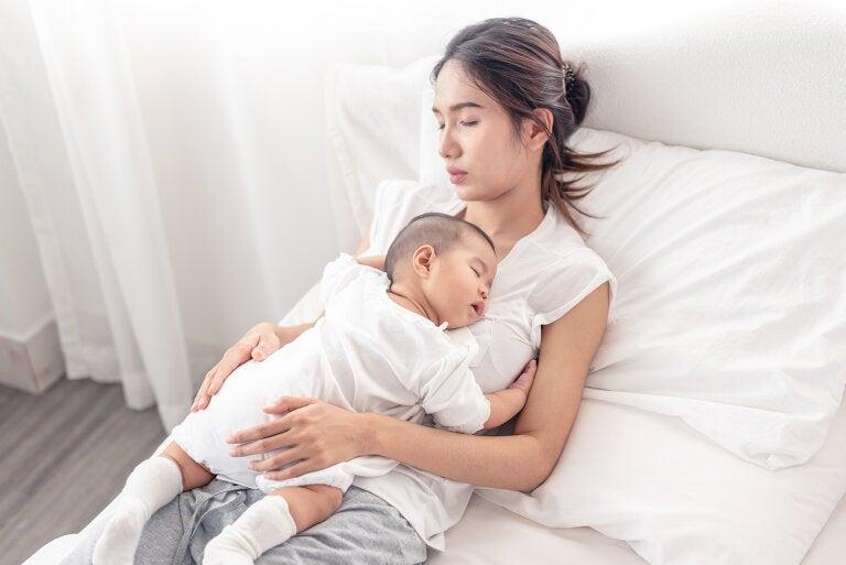 7 consejos para combatir los problemas de sueño en las nuevas mamás