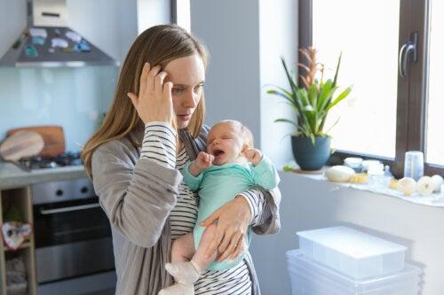 7 sentimientos posteriores al embarazo de los que nadie te advierte