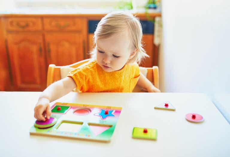 Los mejores tipos de rompecabezas para niños pequeños