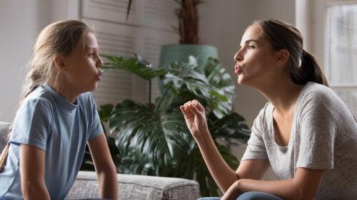 Tratamiento de la tartamudez en niños