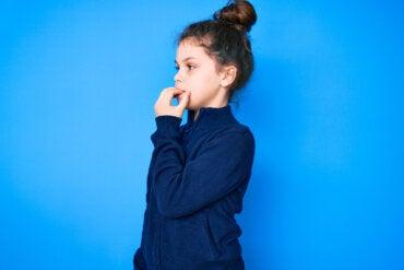 La dermatofagia en niños: ¿qué es y cómo se trata?