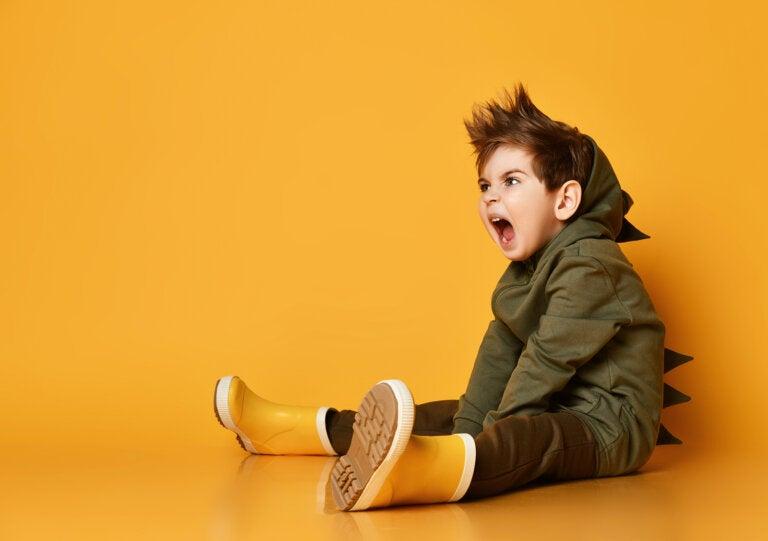 ¿Por qué los niños se vuelven agresivos?