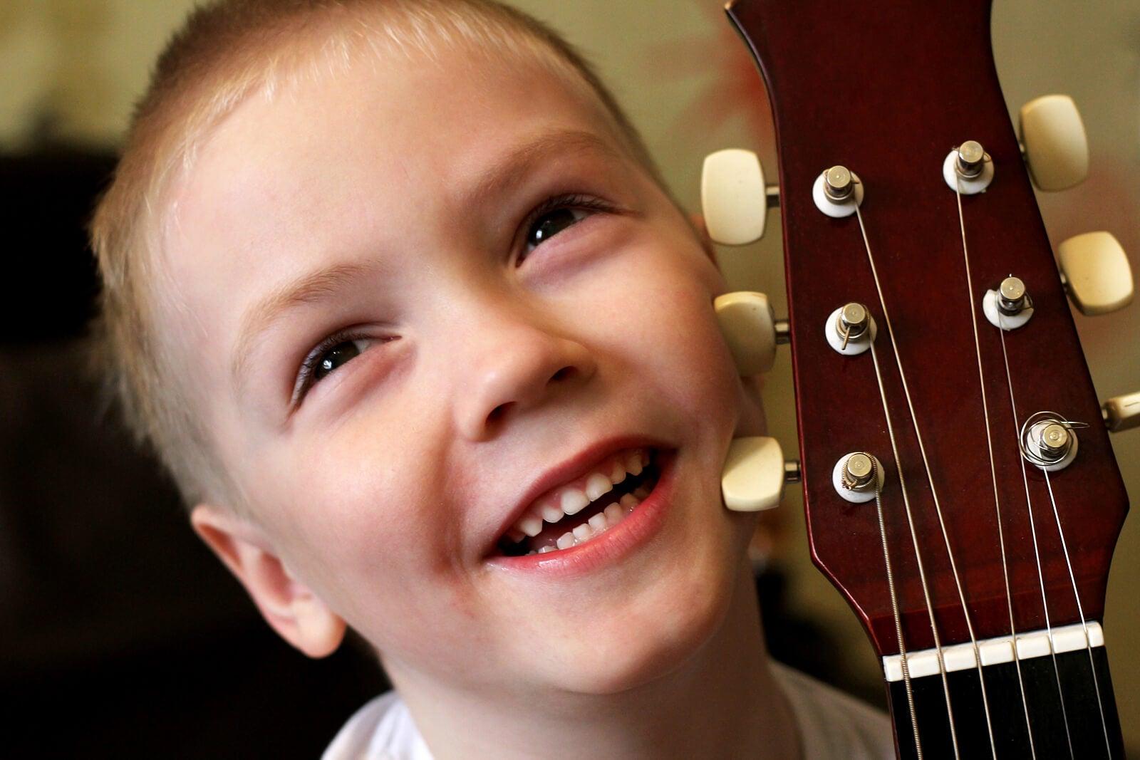3 juegos de música fáciles para niños pequeños