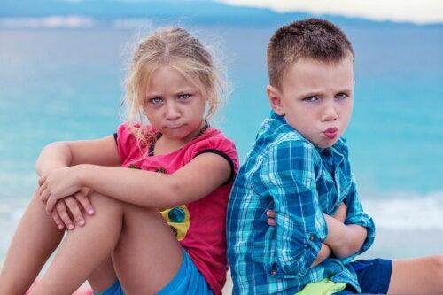 9 pasos a seguir para resolver conflictos entre los niños