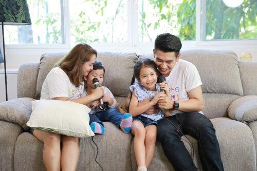 9 actividades interactivas para mejorar el lenguaje en niños pequeños