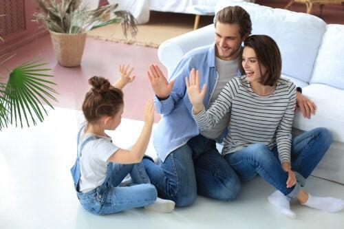 Cómo implicar a tu pareja en la crianza de los hijos