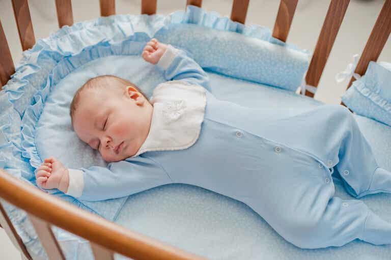 Consejos para que tu bebé duerma bien