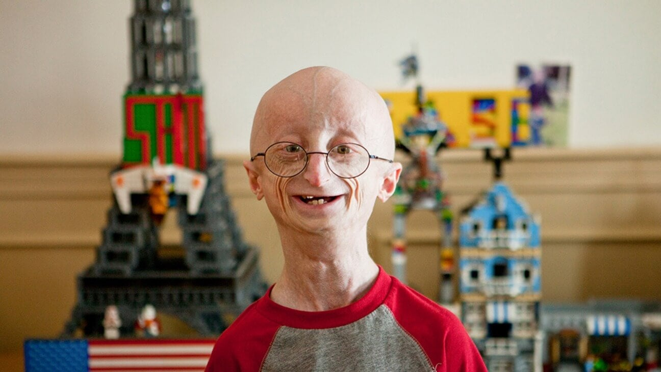 Life According to Sam, documental sobre el síndrome de progeria.