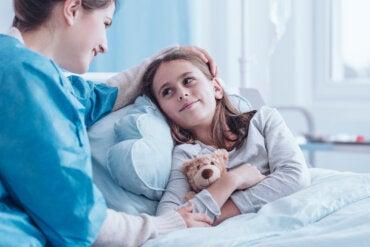 ¿Qué siente el hermano de un niño enfermo?