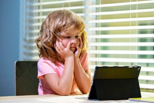 El miedo a los exámenes en los niños