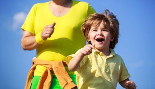 Cómo fomentar una competitividad sana en los niños