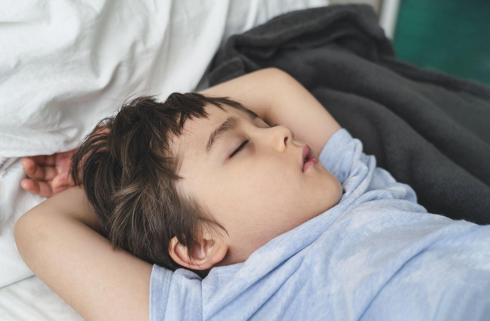 ¿Dormir bien provoca que el niño sea más inteligente?