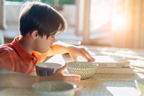 El síndrome de Prader Willi en niños