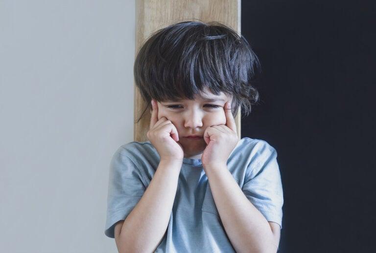 Síntomas internalizantes y externalizantes en los niños