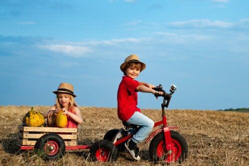 La inteligencia social en los niños