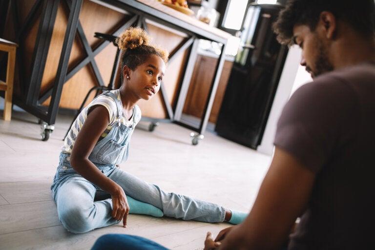 Ejercer control sobre el hijo adolescente: ¿hasta qué punto?