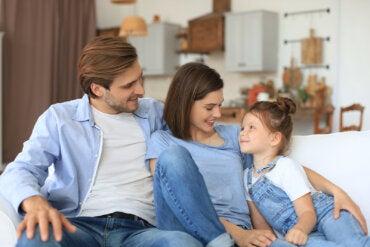 Por qué deberías hablar con tus hijos sobre tu infancia