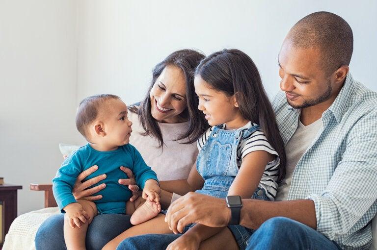 Amor y risas: los ingredientes principales de un hogar feliz