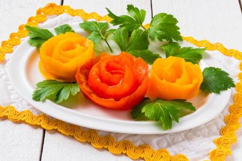 Arte Mukimono: platos infantiles para comer con los ojos