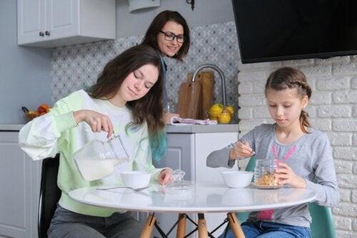 Saltarse el desayuno en la adolescencia: ¿supone algún riesgo?