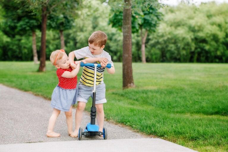 Mis hijos no dejan de pelearse: ¿qué hago?