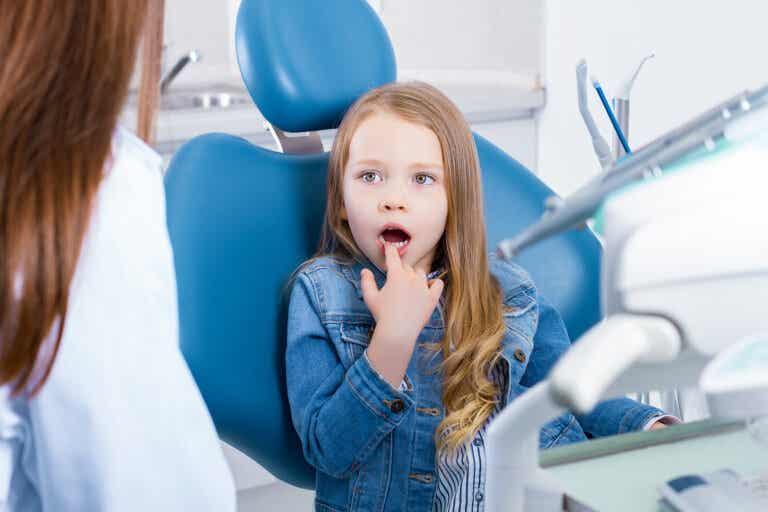 La sensibilidad dental en niños