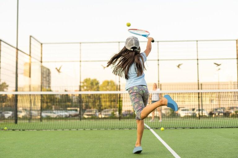 El deporte y las emociones infantiles