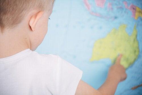 5 recursos educativos para enseñar geografía a los niños