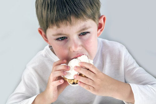 El hambre emocional en los niños