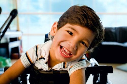 La importancia de empoderar a los niños con discapacidades