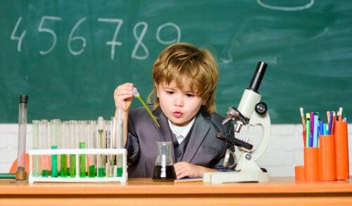 11 características de los niños genio