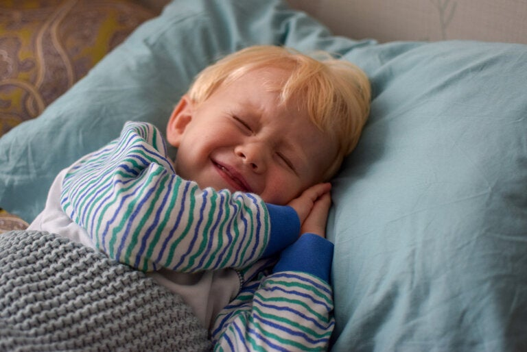 Tratamiento psicológico de las pesadillas en los niños