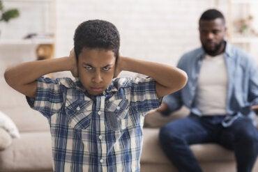 6 fallos que los padres cometen cuando los hijos desobedecen