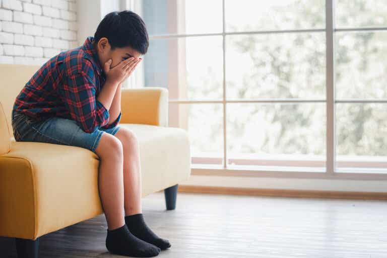 Cómo detectar la depresión infantil