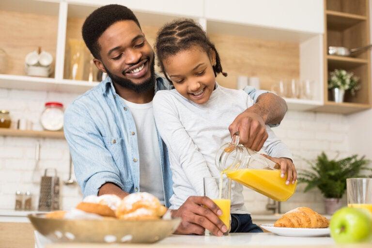 Vitamina C para niños: ¿para qué sirve?