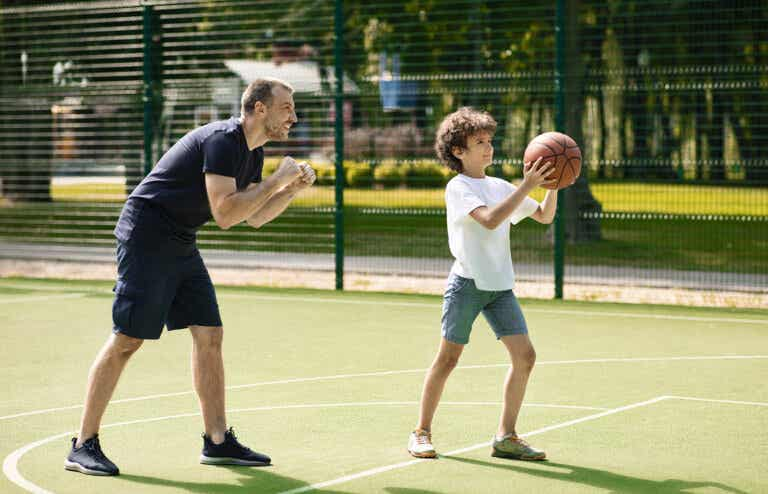 El papel de los padres en el deporte infantil