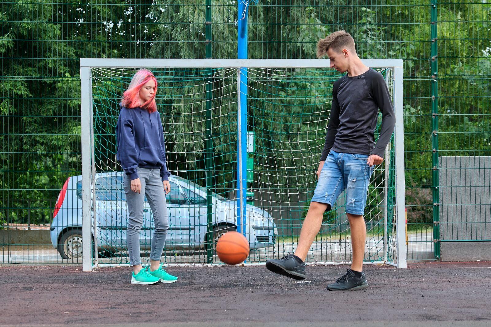 ¿Cuánto ejercicio necesitan los adolescentes?