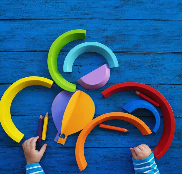 Ideas de regalos Montessori para tu hijo