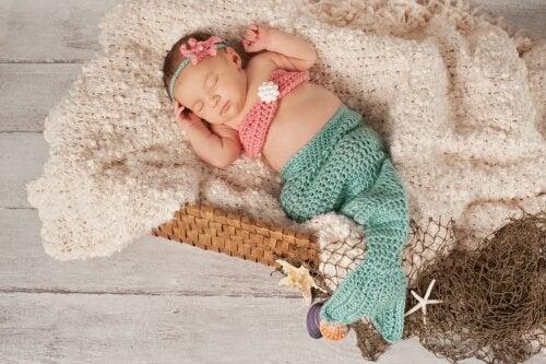 20 nombres de bebés inspirados en el mar