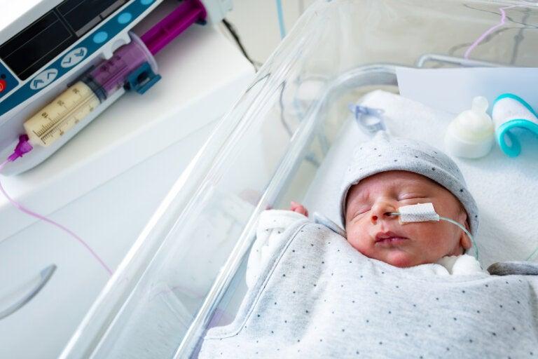 Síndrome de dificultad respiratoria neonatal
