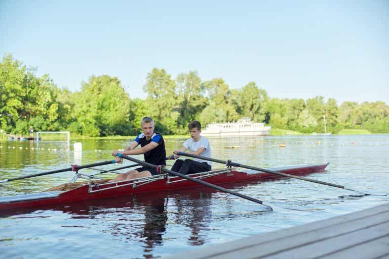 Los beneficios de los deportes no competitivos para preadolescentes