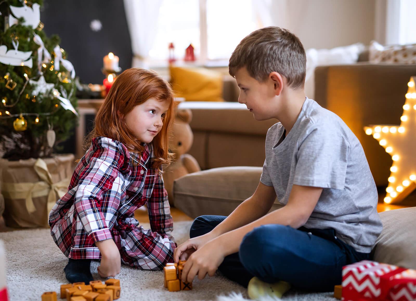 Juegos para disfrutar de la Navidad en familia