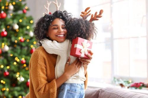 Los valores de la Navidad para los niños