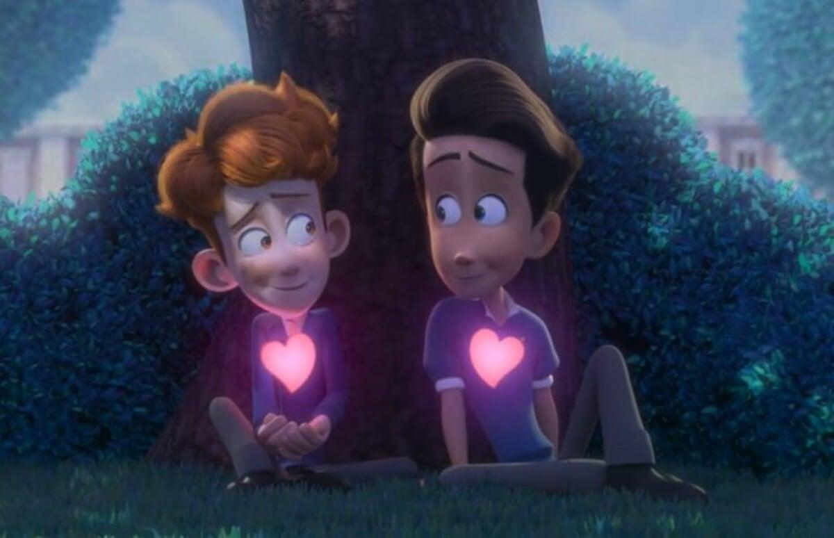 In a Heartbeat, una de las mejores películas para enseñar diversidad sexual.